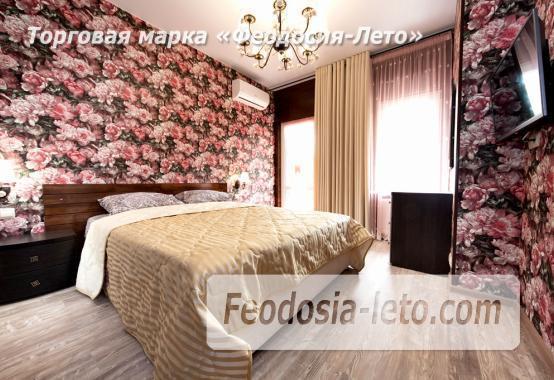 Коттедж в Феодосии на Черноморской набережной, улица Комиссарова - фотография № 1