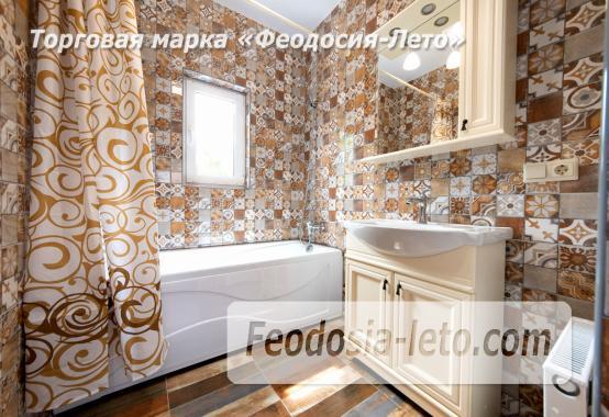 Коттедж в Феодосии на Черноморской набережной, улица Комиссарова - фотография № 5