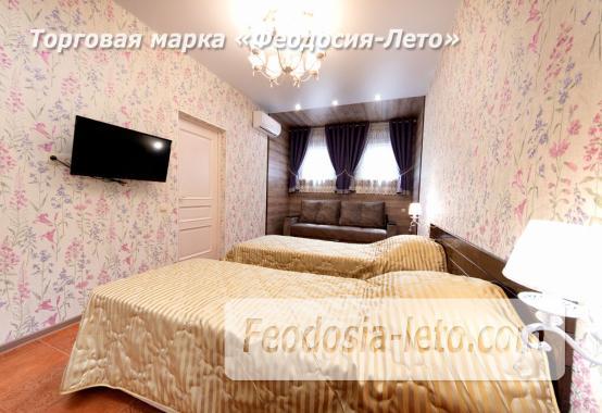 Коттедж в Феодосии на Черноморской набережной, улица Комиссарова - фотография № 12