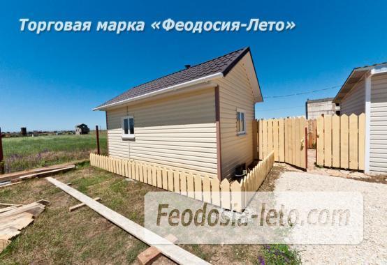 Коттеджи на Песчаной балке в п. Приморский - фотография № 7