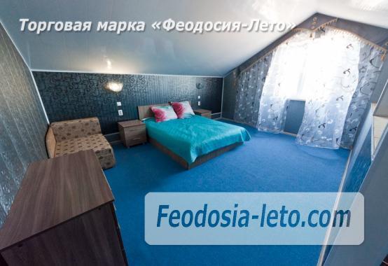 Коттеджи на Песчаной балке в п. Приморский - фотография № 12