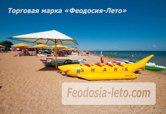 Феодосия Золотой пляж - фотография № 8