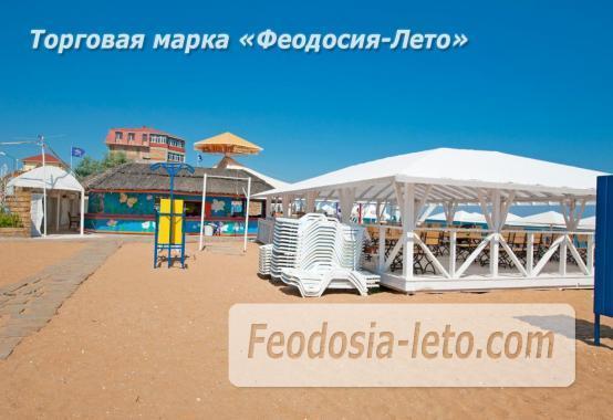 Феодосия Золотой пляж - фотография № 2
