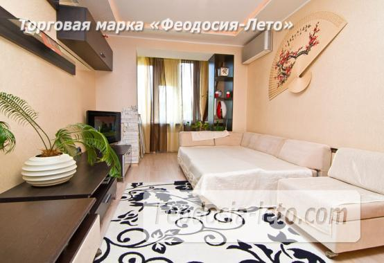 3 комнатная квартира-люкс в Феодосии, улица Федько, 28 - фотография № 1