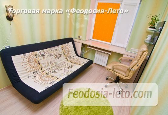 3 комнатная квартира-люкс в Феодосии, улица Федько, 28 - фотография № 2