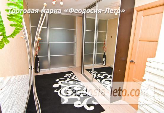 3 комнатная квартира-люкс в Феодосии, улица Федько, 28 - фотография № 11