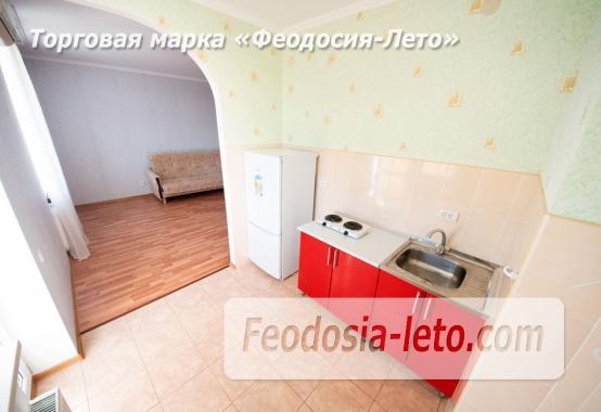Квартира-студия в Феодосии рядом с магазином Горный - фотография № 13
