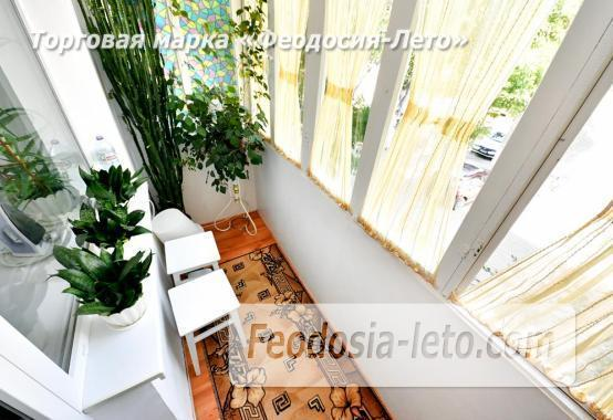 Квартира 2-комнатная в г. Феодосия, улица Крымская, 25 - фотография № 9