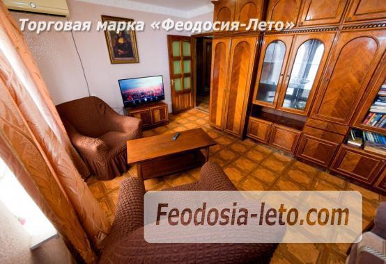 2-комнатная квартира в г. Феодосия, улица Земская, 19 - фотография № 3