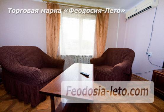 2-комнатная квартира в г. Феодосия, улица Земская, 19 - фотография № 4
