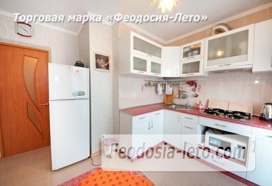 Квартира 2-комнатная в Феодосии, бульвар Старшинова, 21-А - фотография № 15