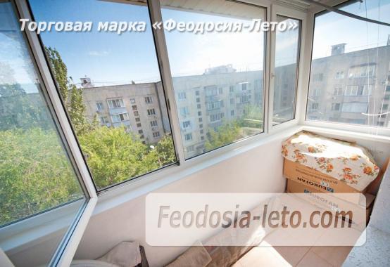 Квартира 2-комнатная в Феодосии, бульвар Старшинова, 21-А - фотография № 10
