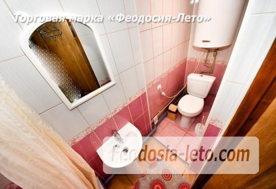 Квартира двухуровневая 1-комнатная в Феодосии с отдельным входом - фотография № 14