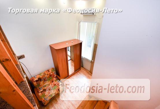 Квартира двухуровневая 1-комнатная в Феодосии с отдельным входом - фотография № 8
