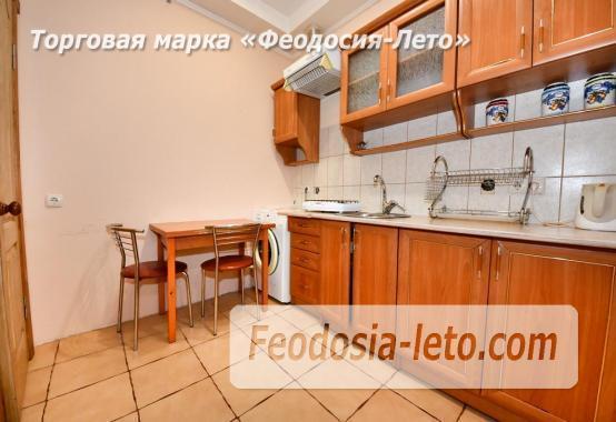 Квартира двухуровневая 1-комнатная в Феодосии с отдельным входом - фотография № 9