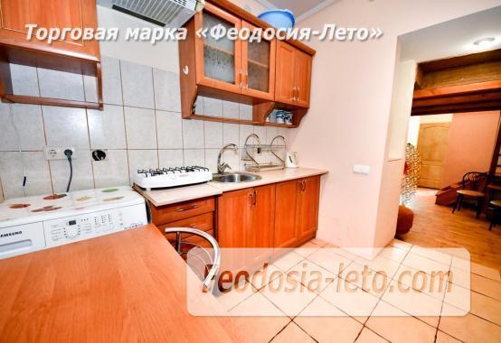 Квартира двухуровневая 1-комнатная в Феодосии с отдельным входом - фотография № 10