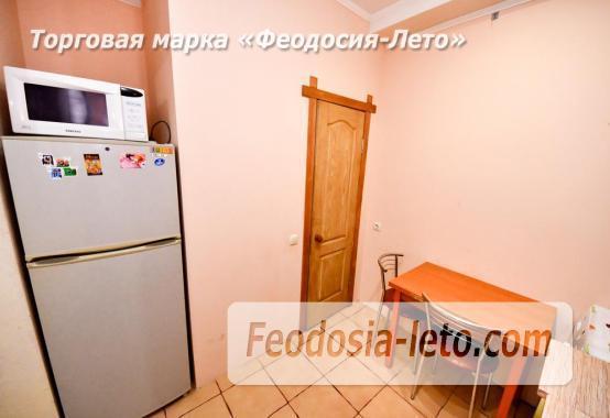 Квартира двухуровневая 1-комнатная в Феодосии с отдельным входом - фотография № 11