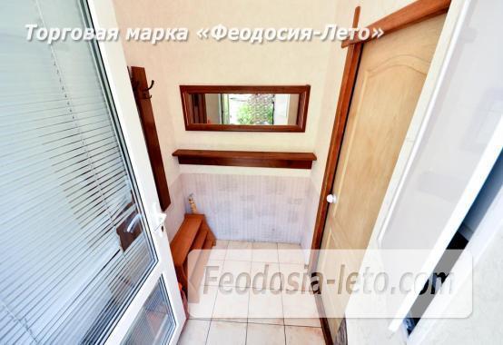 Квартира двухуровневая 1-комнатная в Феодосии с отдельным входом - фотография № 12