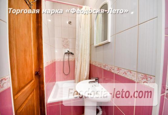 Квартира двухуровневая 1-комнатная в Феодосии с отдельным входом - фотография № 15