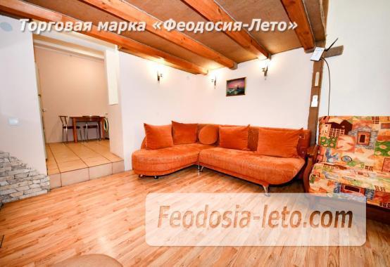 Квартира двухуровневая 1-комнатная в Феодосии с отдельным входом - фотография № 5