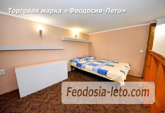 Квартира двухуровневая 1-комнатная в Феодосии с отдельным входом - фотография № 6