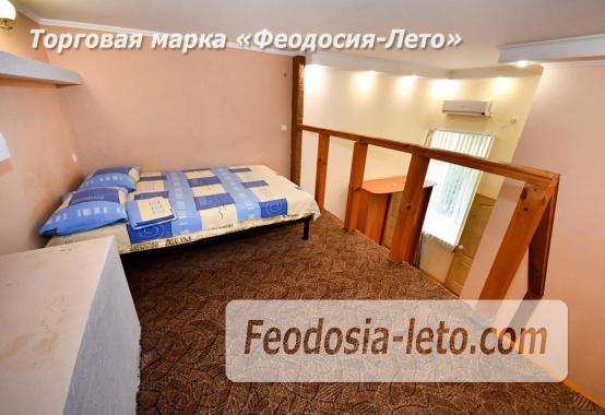 Квартира двухуровневая 1-комнатная в Феодосии с отдельным входом - фотография № 7