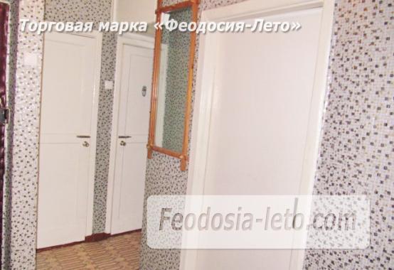 3 комнатная квартира в Феодосии, переулок Тамбовский, 3 - фотография № 14