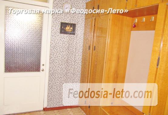 3 комнатная квартира в Феодосии, переулок Тамбовский, 3 - фотография № 12