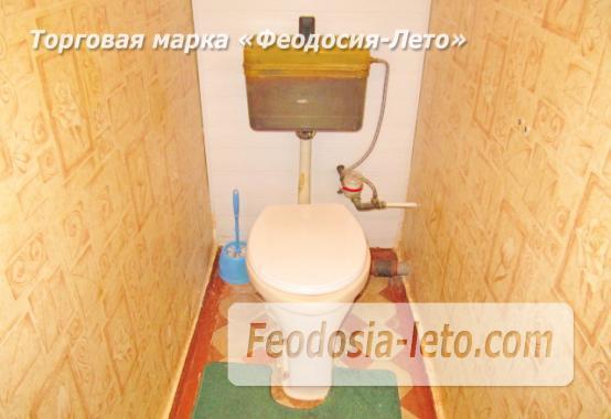 3 комнатная квартира в Феодосии, переулок Тамбовский, 3 - фотография № 16