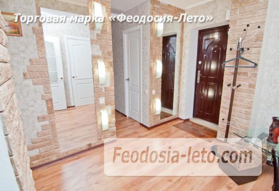 3 комнатная квартира в Феодосии на Динамо - фотография № 1