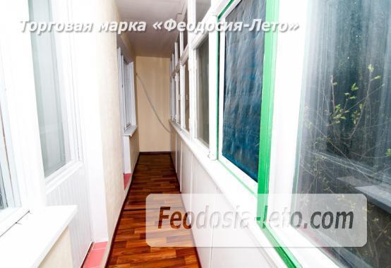 3 комнатная квартира в Феодосии на Динамо - фотография № 17