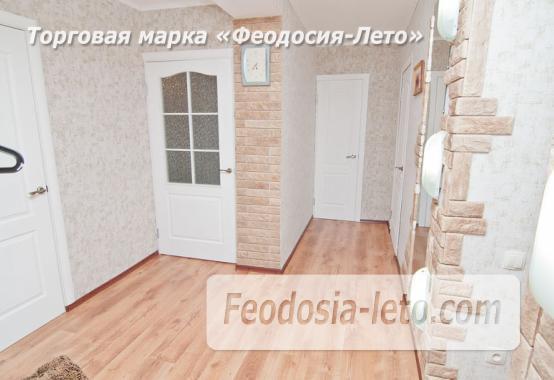 3 комнатная квартира в Феодосии на Динамо - фотография № 20