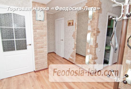 3 комнатная квартира в Феодосии на Динамо - фотография № 2