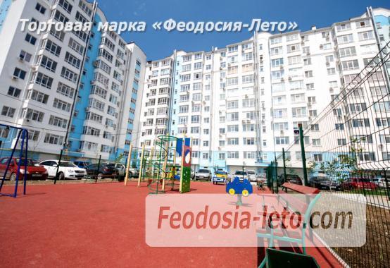 Квартира в Феодосии на улице Насыпная, 6 - фотография № 1