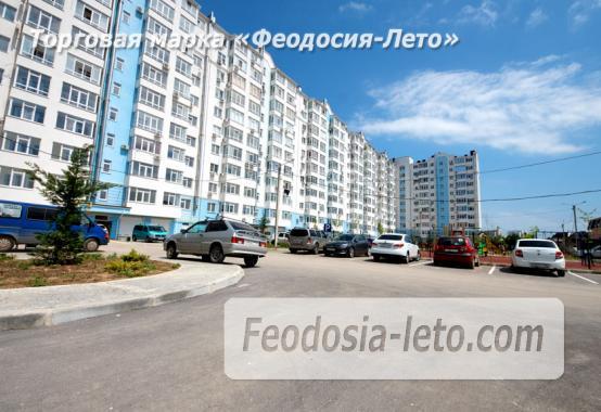 Квартира в Феодосии на улице Насыпная, 6 - фотография № 4