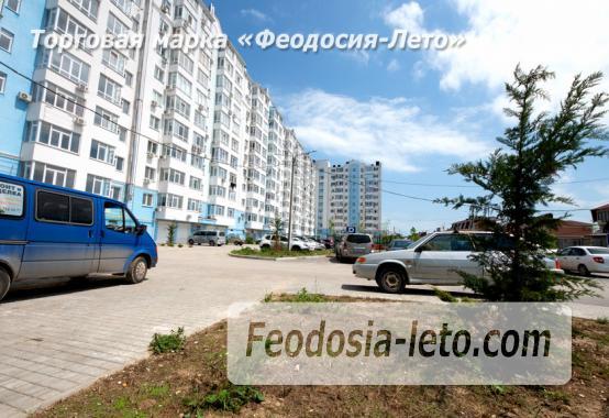 Квартира в Феодосии на улице Насыпная, 6 - фотография № 12