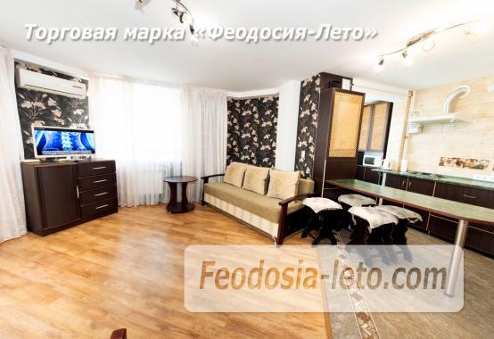 Квартира в новом элитном доме в Феодосии, переулок Танкистов, 1-Б - фотография № 1