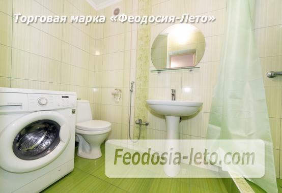 Квартира в новом элитном доме в Феодосии, переулок Танкистов, 1-Б - фотография № 15