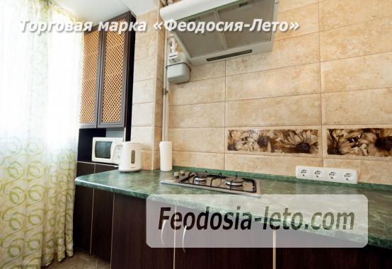 Квартира в новом элитном доме в Феодосии, переулок Танкистов, 1-Б - фотография № 5