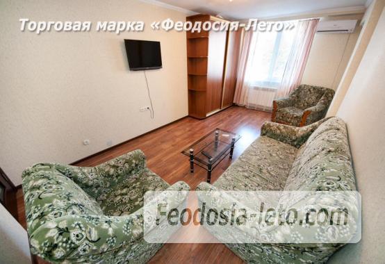 1-комнатная квартира в Феодосии, переулок Танкистов, 1-Б - фотография № 13