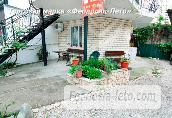 Мини-гостиница в Феодосии на берегу моря, улица Федько - фотография № 1