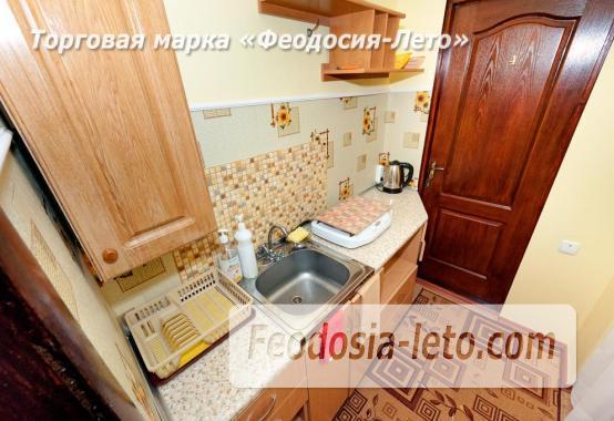 Мини-гостиница в Феодосии на берегу моря, улица Федько - фотография № 10