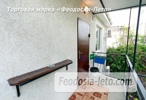 Мини-гостиница в Феодосии на берегу моря, улица Федько - фотография № 2