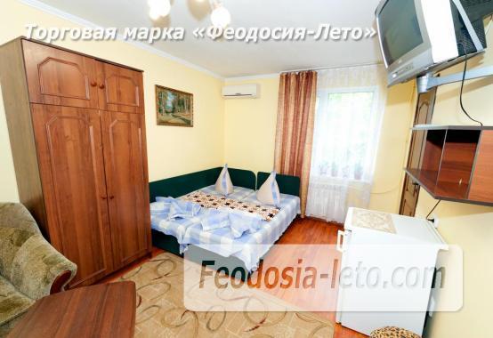 Мини-гостиница в Феодосии на берегу моря, улица Федько - фотография № 6