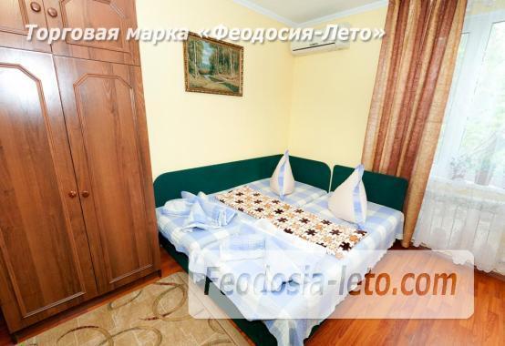 Мини-гостиница в Феодосии на берегу моря, улица Федько - фотография № 7