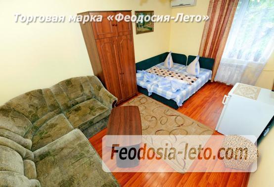 Мини-гостиница в Феодосии на берегу моря, улица Федько - фотография № 8
