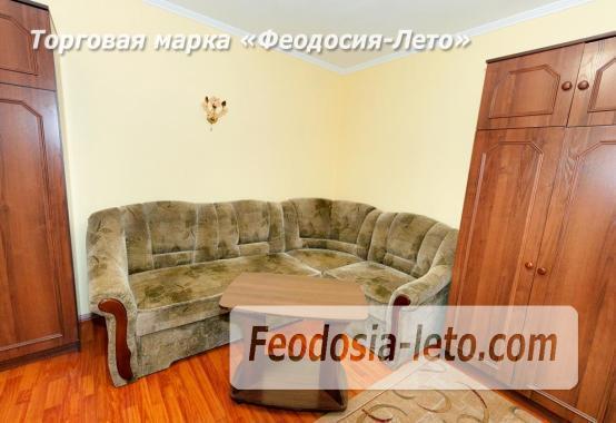 Мини-гостиница в Феодосии на берегу моря, улица Федько - фотография № 9