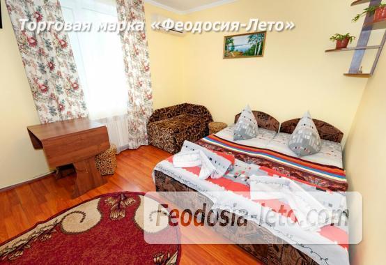Мини-гостиница в Феодосии на берегу моря, улица Федько - фотография № 12