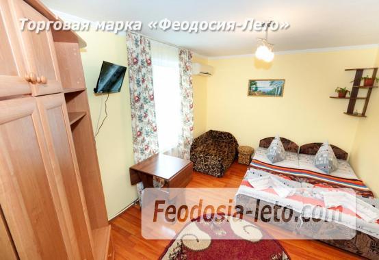 Мини-гостиница в Феодосии на берегу моря, улица Федько - фотография № 13