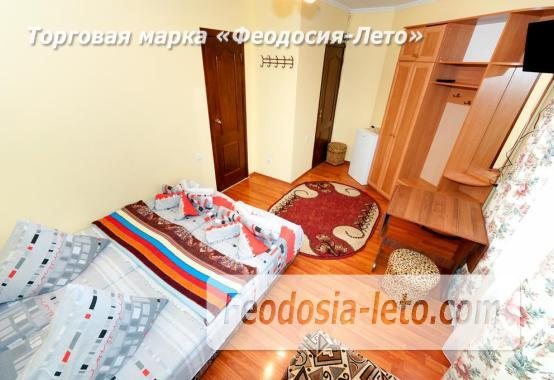 Мини-гостиница в Феодосии на берегу моря, улица Федько - фотография № 16